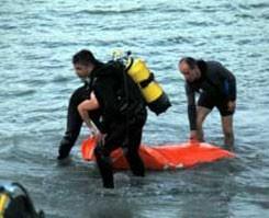 Kayıp kardeşin cesedi de denizde bulundu.11732