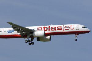 Görgü tanığı: Atlasjet uçağı pas geçti geri dönmedi.15322