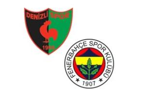 Denizlispor:0 - Fenerbahçe:1 (maç sona erdi).7319