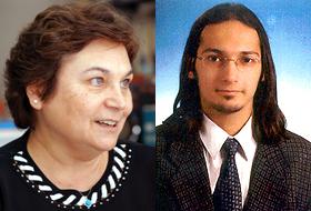 Boğaziçi Üniversitesi uçak kazasında ölenleri uğurladı.72702