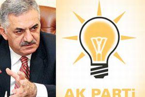Ak Parti'nin hedefi Diyarbak�r Belediye Ba�kanl���.11822