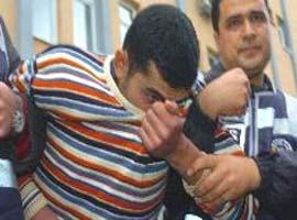 PKK'nın vicdanlı bombacısı son anda pişmalık duydu.11904