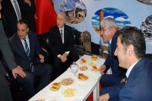 MHP Lideri Bahçeli: Kars Belediyesini mahcup etmeyeceğiz.12946