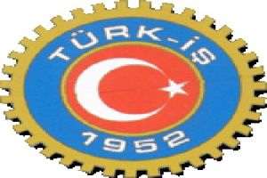 Türk-İş Genel Kurulu'nda seçim heyecanı.14307