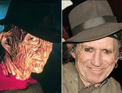Uyuşturucu kullanan adam, Freddy'e benzedi!.19443
