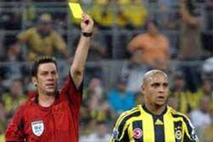 Fenerbahçe 45 kart gördü.12669