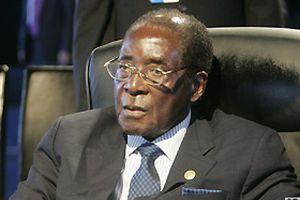 AB-Afrika zirvesinde Zimbabve'ye tepki.11584
