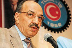Türk-İş'te genel sekreter Kumlu, başkan Kılıç'ı devirdi.12445