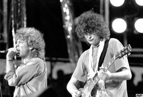 Led Zeppelin yeniden bir arada.14005