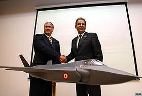 F-35 uçaklarının gövdesi TAİ'de üretilecek.14207