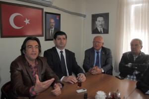 CHP'li Öztürk: Maddi zararların karşılanmasının takipçisiyiz.10348