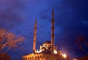 Ankara'ya 15 bin kişilik VIP cami.15065