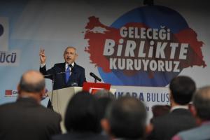 Kılıçdaroğlu: Devleti yönetirken aklı kullanmalı, istişare etmelisiniz.9395