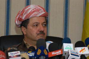Barzani Rice Küstü! Rice ile Barzani görüşmeyecek.11741