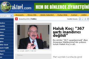 CHP Koç'a kızgın: İnanmıyordun da neden savundun?.16944