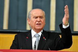 Bahçeli, Kandil'den yardım iddiasını yorumladı: Maalesef ülkemizin durumu budur.9068