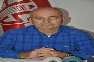 Antalyaspor'dan kovulan teknik patrondan zehir zemberek açıklamalar.10623