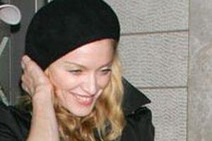 Madonna'ya Türk lokumu gönderildi.10581