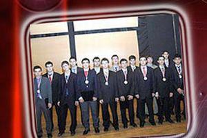 TÜBİTAK Teşvik Ödülü Prof.Aydın'a verildi.14816