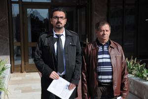 Tunceli'de Bahçeli'ye 4.99 kuruşluk dava açıldı.12216