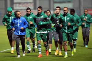 Bursaspor, Fenerbahçe hazırlıklarını sürdürdü.17182