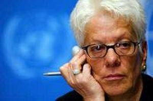 Carla Del Ponte'den önemli veda mesajı.9840