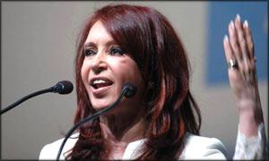 Arjantin Devlet Başkanıdan ABD'ye sert tepki.12283