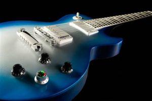 Bu gitar kendini akort ediyor.8571