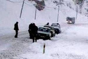 Tunceli'de 150 köy yolu ulaşıma kapandı .10053