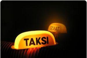 Taksicilerin yolcu kavgası: 3 yaralı.6685