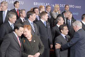 Sarkozy'nin Türkiye karşıtı taleplerine AB'den destek.13452