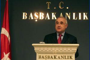 Devlet Bakan� Cemil �i�ek: