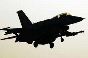 Türk jetleri Irak sınırında keşif uçuşu yapıyor.6778
