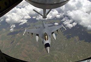 Türk savaş uçakları Kandil ve Harkuk bölgesinde.13112
