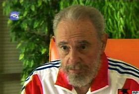 Küba lideri Fidel Castro: