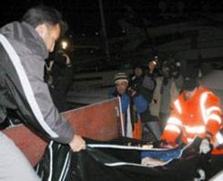 Kaçak göçmen taşıyan tekne battı: 16 ölü.9737