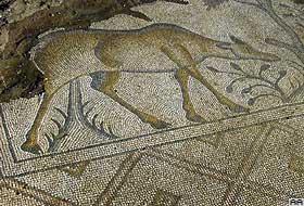 Malatya'da bir mozaik daha.18494