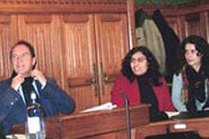 DTP Milletvekili Tuncel'i tercümanı zor durumda bıraktı.13003
