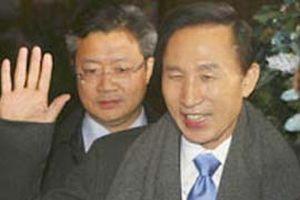 Hyundai'nin patronu devlet başkanı oldu .10338