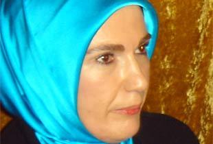 Emine Hanım'ın Gazze gözyaşları.10470