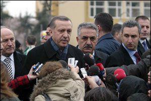Erdoğan Diyarbakır'da sıcak bir karşılama buldu.16435