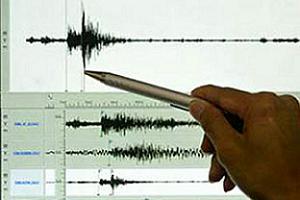 Yunanistan'da 4,2 şiddetinde deprem.11416