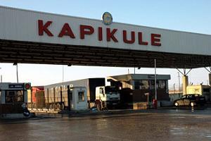 Kapıkule'de 2 kilometre gurbetçi kuyruğu.12531