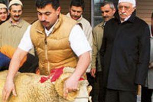 Fethullah Gülen, Kurban Bayramı'nı gurbette yaşadı.13726
