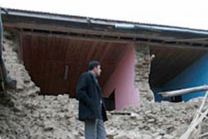Adıyaman'da iki ayrı deprem oldu.11754