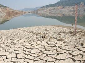 Barajlar son 5 yılın en düşük seviyesinde.16608