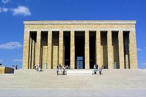 Anıtkabir ziyaretçileri sayısı azaldı.11642