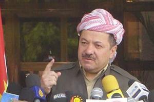 Barzani yine tehdit etti.10599