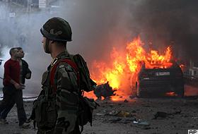 Afganistan'da ölüm tuzağı.63005