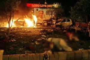 Flaş! Pakistan'da bombalı saldırı - Butto ağır yaralı.14207